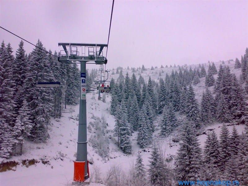 Juče su Skijališta Srbije na Kopaoniku u rad pustila žičaru Duboka 2 i stazu Crvena Duboka, 6a. Od danas u Ski centru Kopaonik rade žičare Pančičev vrh, Kar