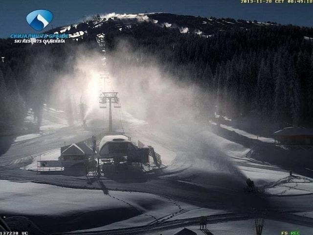 Skijališta Srbije su, zahvaljujući velikim naporima i neprestanom radu sistema za veštačko osnežavanje, pripremila pet staza koja će raditi za Ski opening o ...