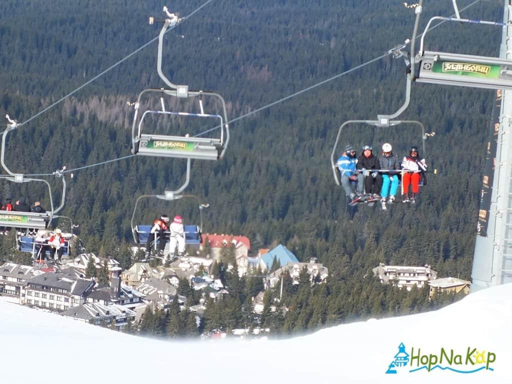 Pančić i Mašinac od danas u funkciji skijališta