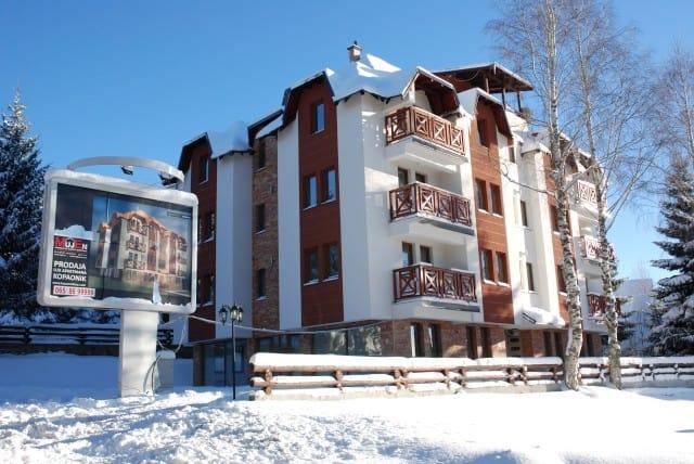 MujEn Aparthotel promotivna ponuda: MujEn Comfort: Arhitektonski stil i i opremljenost apartmana garantuje Vam odmor i komfor u svakom smislu te reci.