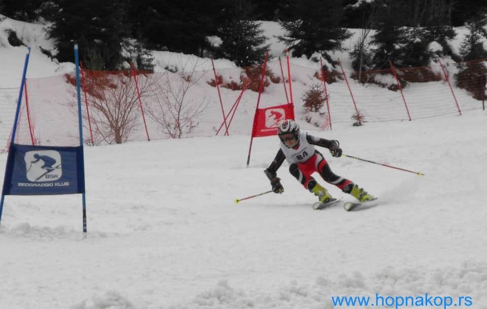 Kopaonik: Na stazi Crna duboka 1. i 2. februara održan je Alpski kup Srbije u organizaciji BSK-a. Na trkama veleslaloma (subota) i slaloma (nedelja)
