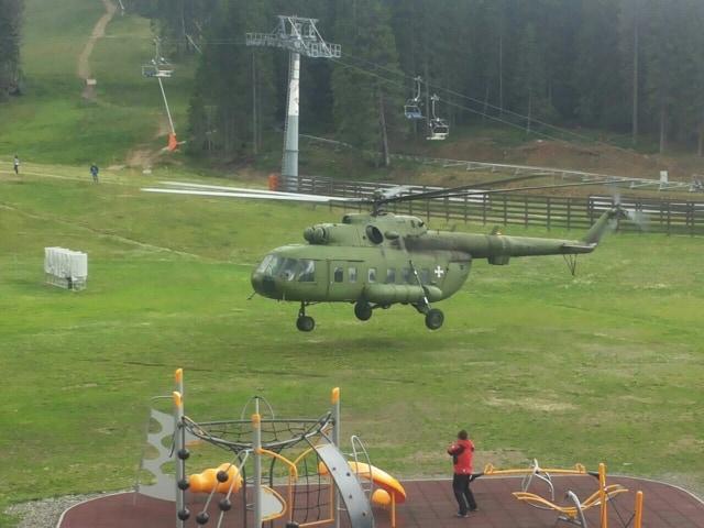 Dan traganja i spasavanja na Kopaoniku: Vazduhoplovni savez Srbije (VSS) je u saradnji sa Vojskom Srbije, Gorskom službom spasavanja Srbije, Direktoratom