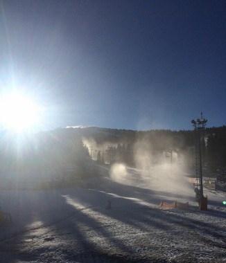 U programu rada i ski lift Marine vode: U ski centru Kopaonik danas je pušten u program rada i ski lift Marine vode. Pored ski lifta, pripremljene su