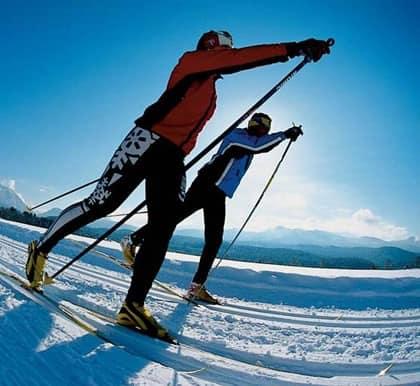 Od danas staza za nordijsko skijanje na Kopaoniku: U ski centru Kopaonik danas je puštena u rad staza za nordijsko skijanje. Staza za ovu vrstu skijaške