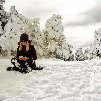 Planine puna snega: Sneg koji već nekoliko dana pada na planima stvorio je idiličnu sliku. U ski centru Kopaonik je samo u toku jučerašnjeg dana napadalo