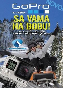 GoPro snimak vožnje na bobu na šinama: Ukoliko ovih dana planirate da se vozite bobom na šinama u ski centru Kopaonik, pripremili smo za vas jednu novu i veoma