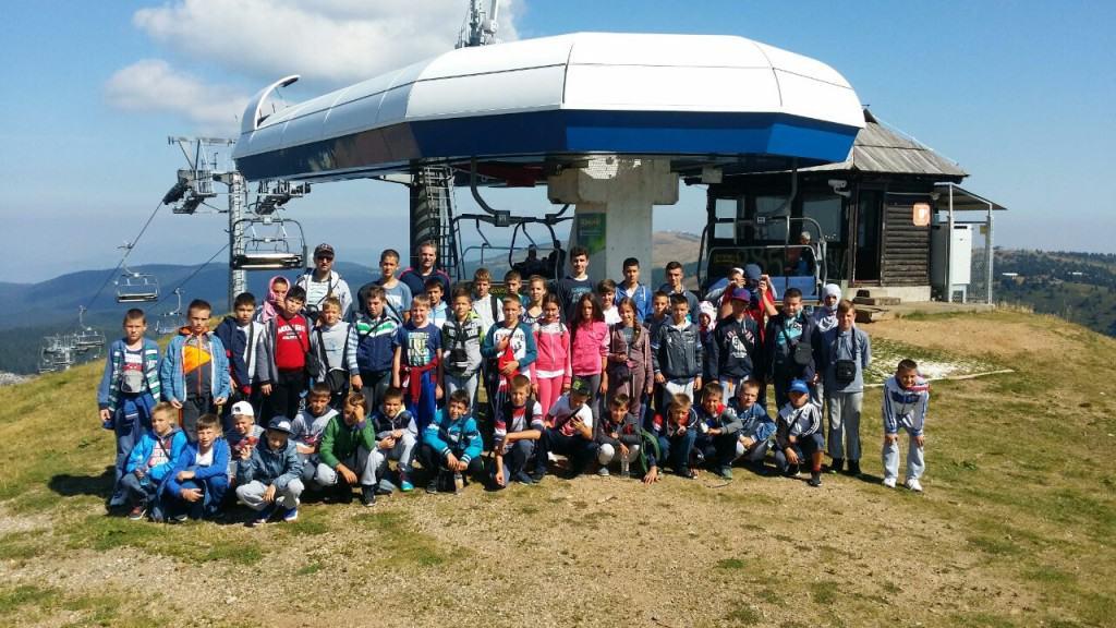 Mladi košarkaši iz Francuske, Tunisa, Južnoafričke republike na Kopaoniku: Dvadeset jednu godinu zaredom, mladi košarkaši dolaze u košarkaški kamp YUBAC