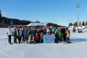 Rusi na Kopaoniku: Više od 80 ruskih turoperatra posetilo je proteklog vikenda ski centar Kopaonik. Tokom boravka na planini imali su prilike da