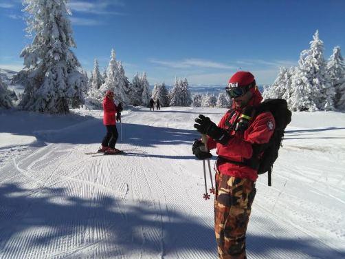 Važno saopštenje GSS-a: Spasioci Gorske službe spasavanja Srbije, kao i obično, imaće redovna dežurstva u svim skijaškim centrima u Srbiji.