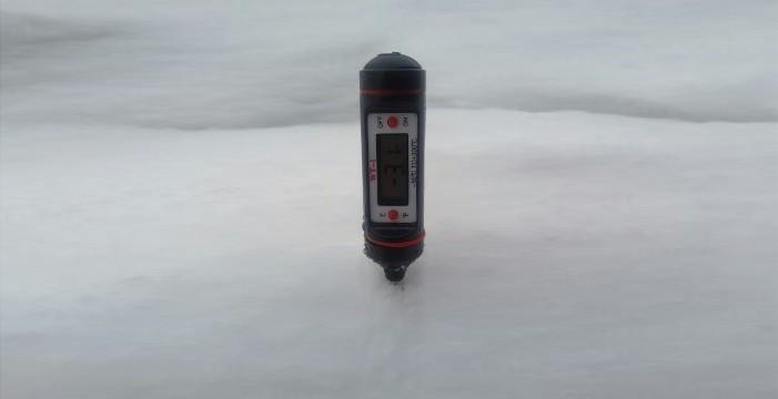 Termometri za merenje temperature snega na stazama na Kopaoniku: Skijališta Srbije su za ski centar Kopaonik kupila termometre za merenje temperature