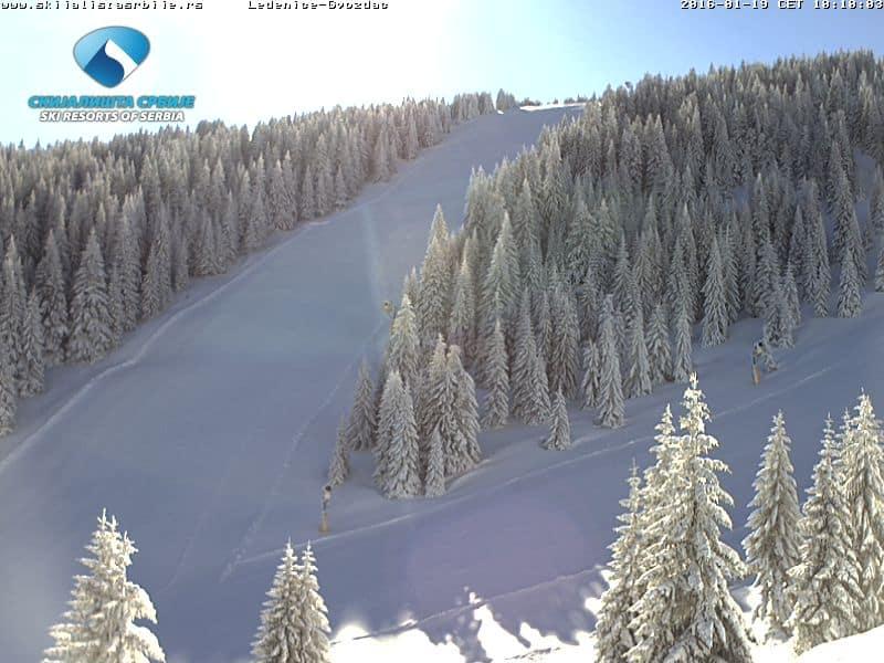 Skijališta Srbije postavila nove Web kamere: Skijališta Srbije su prošle godine na svom web sajtu www.skijalistasrbije.rs sprovela anketu, gde su skijaši i