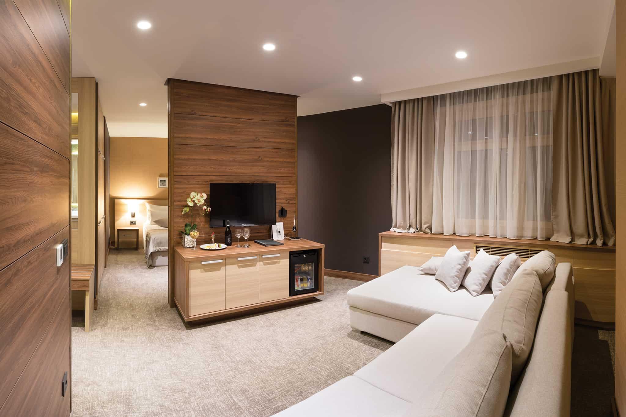 Soba u novom bloku