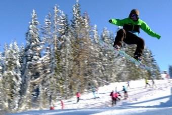 Prvenstvo Srbije u snoubordu: U ski centru Kopaonik će se od 11. do 13. feburara održati Prvenstvo Srbije u snowboard disciplinama.