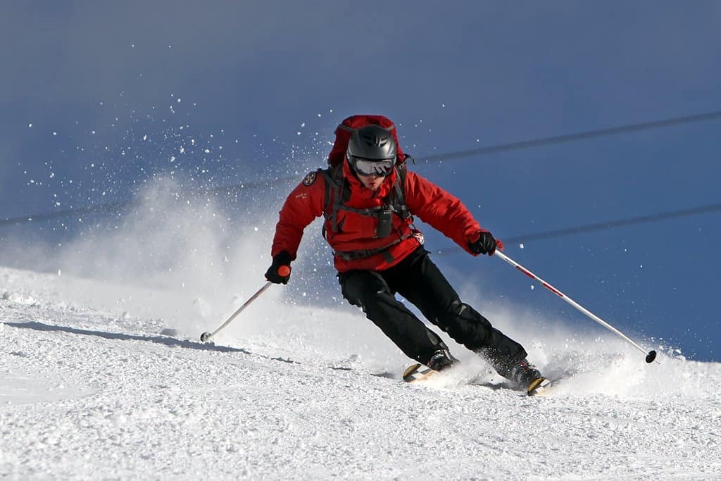 Ski patrola na Kopaoniku