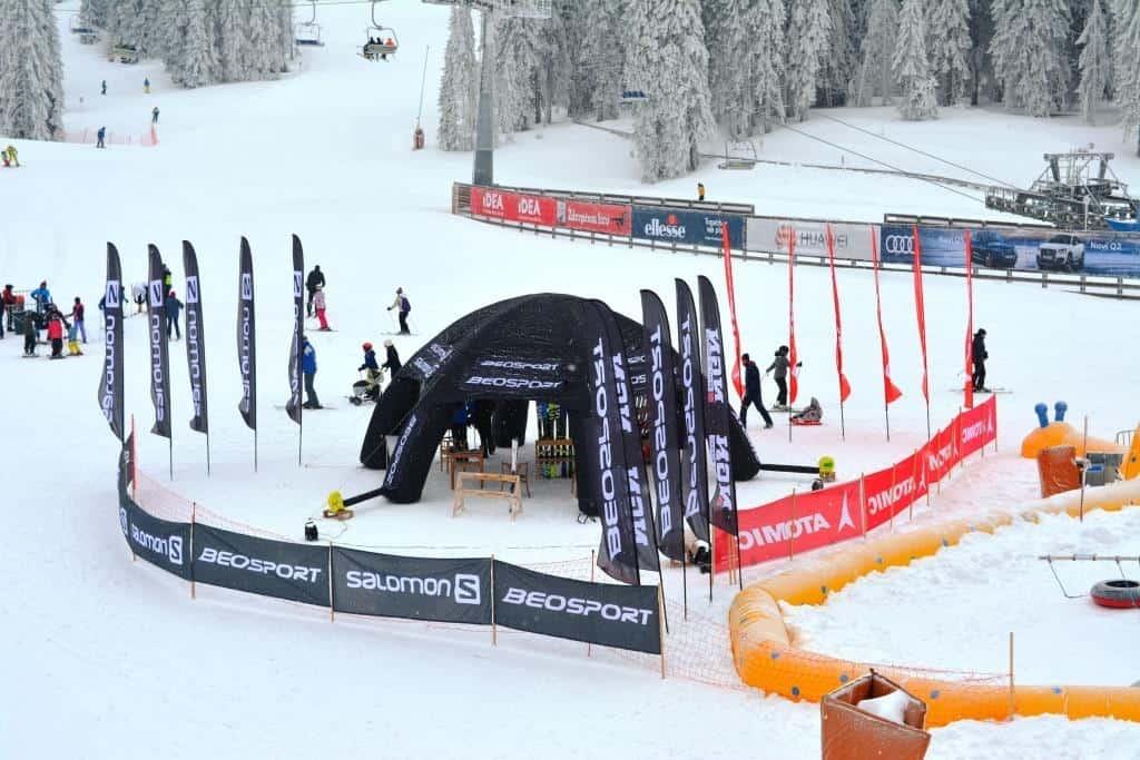 U ski centru Kopaonik, u Dolini sportova, u subotu i nedelju 11. i 12. marta 2017. održan je SKI TEST. Družili smo se puna dva dana, a deo atsmosfere smo