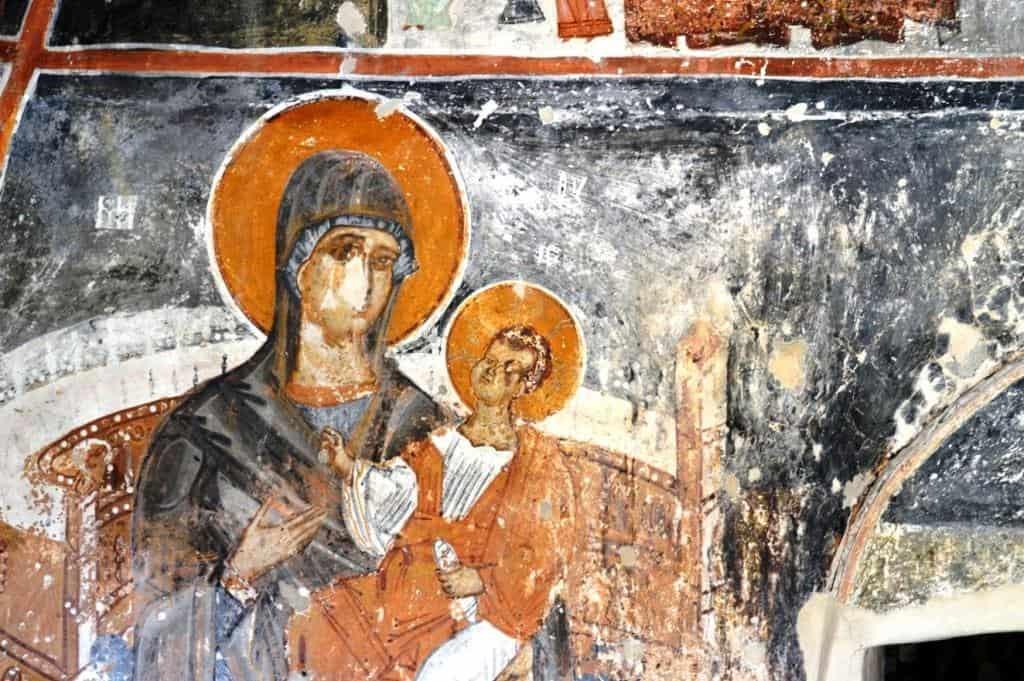 Crkva svete Petke nalazi se u selu Trnava pored puta Raška - Šerametovica, na padinama planine Golija na 10 km od Raške. Podignuta je 1579. godine na temelj
