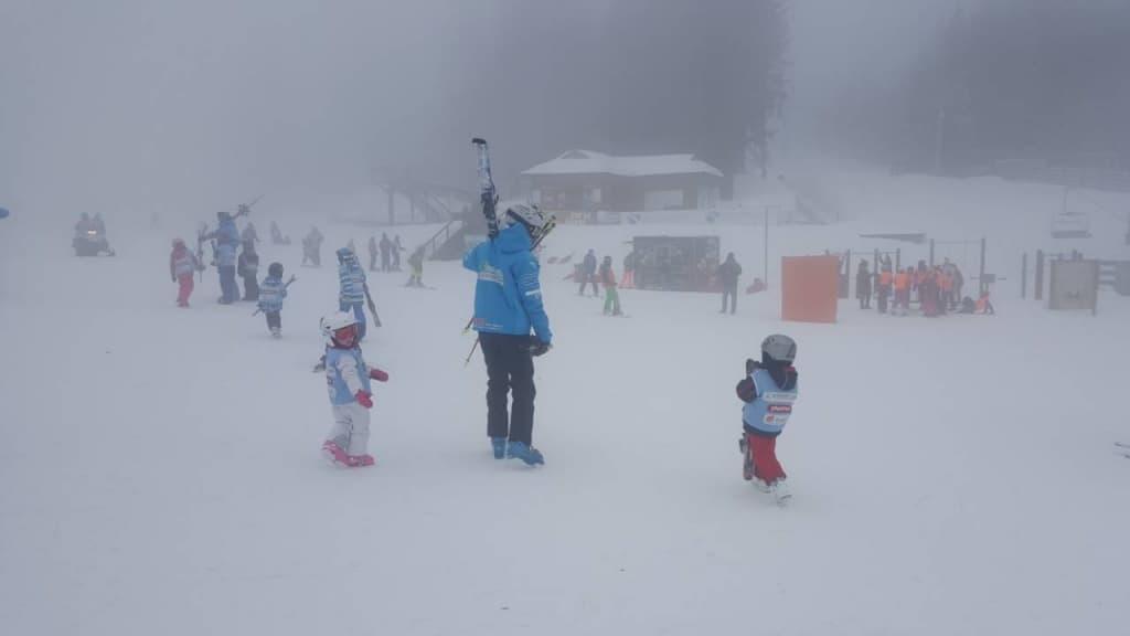 Nove snežne padavine