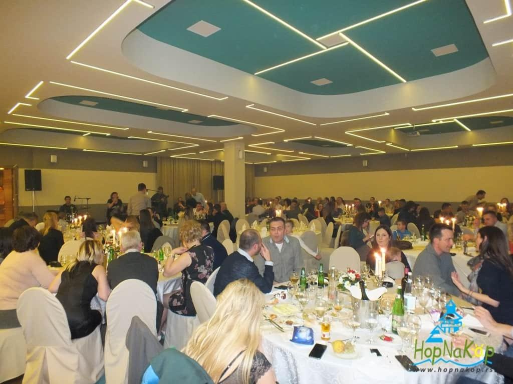 Svečanost povodom otvaranja novog dela hotela Kraljevi Čardaci - HopNaKop Kopaonik