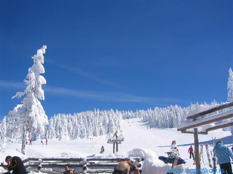 Spremne prve staze za Ski opening - HopNaKop Kopaonik