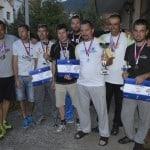 Ekipni pobednici lige klubovi Ares, Golija i EOL