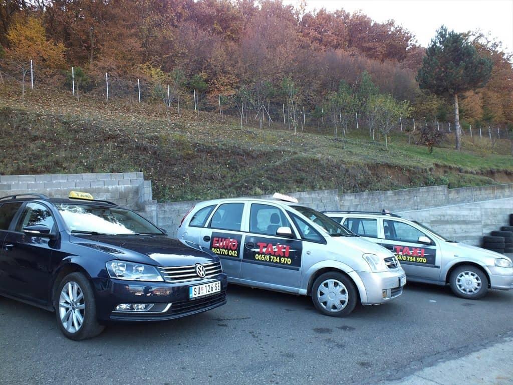 Euro taxi - HopNaKop kopaonik