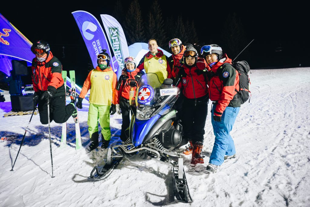 Spasioci Gorske službe spasavanja Srbije pobednici skijaškog takmičenja - HopNaKop Kopaonik