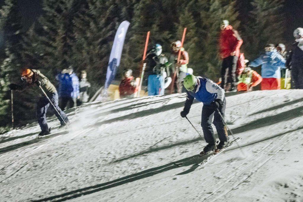 Skijaško takmičenje Gorskih službi spasavanja iz Srbije i regiona - HopNaKop Kopaonik