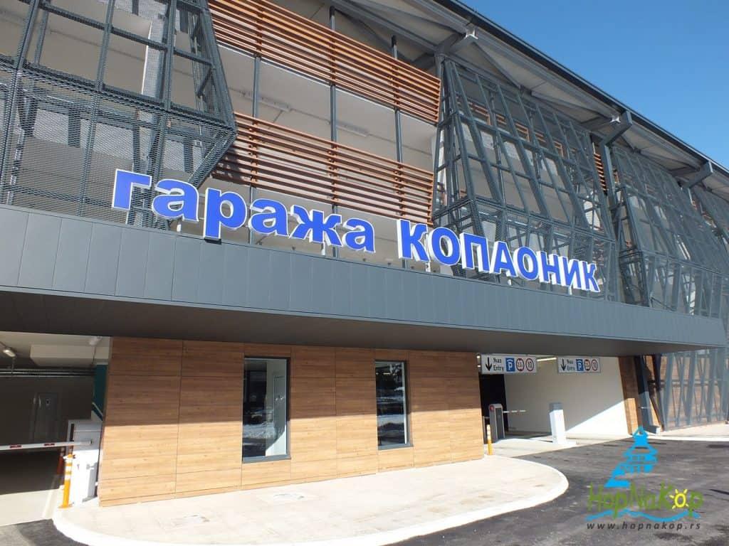 Usluge garaže na Kopaoniku jeftinije 50 posto - HopNaKop Kopaonik