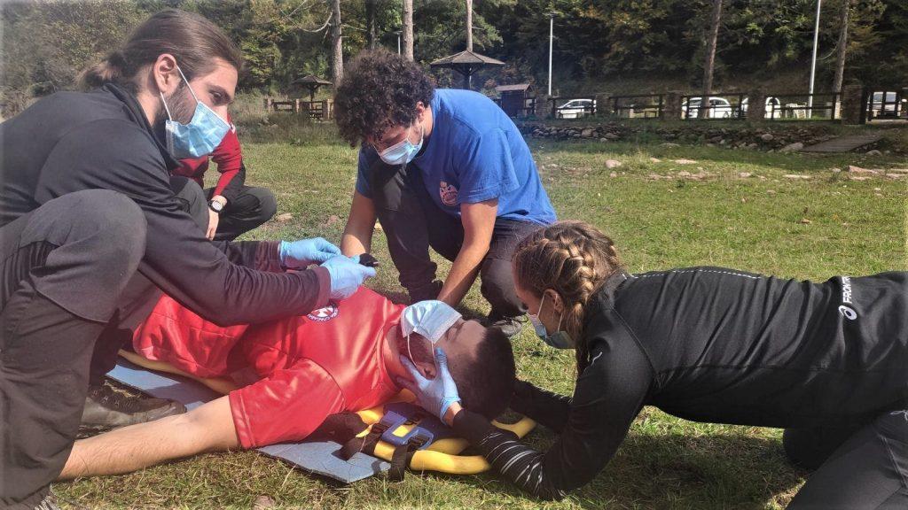 Počeo drugi ciklus obuke za spasioce Gorske službe spasavanja Srbije - HopNaKop Kopaonik