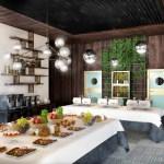 HopNaKop Kopaonik hotel Putnik pansionski-restoran