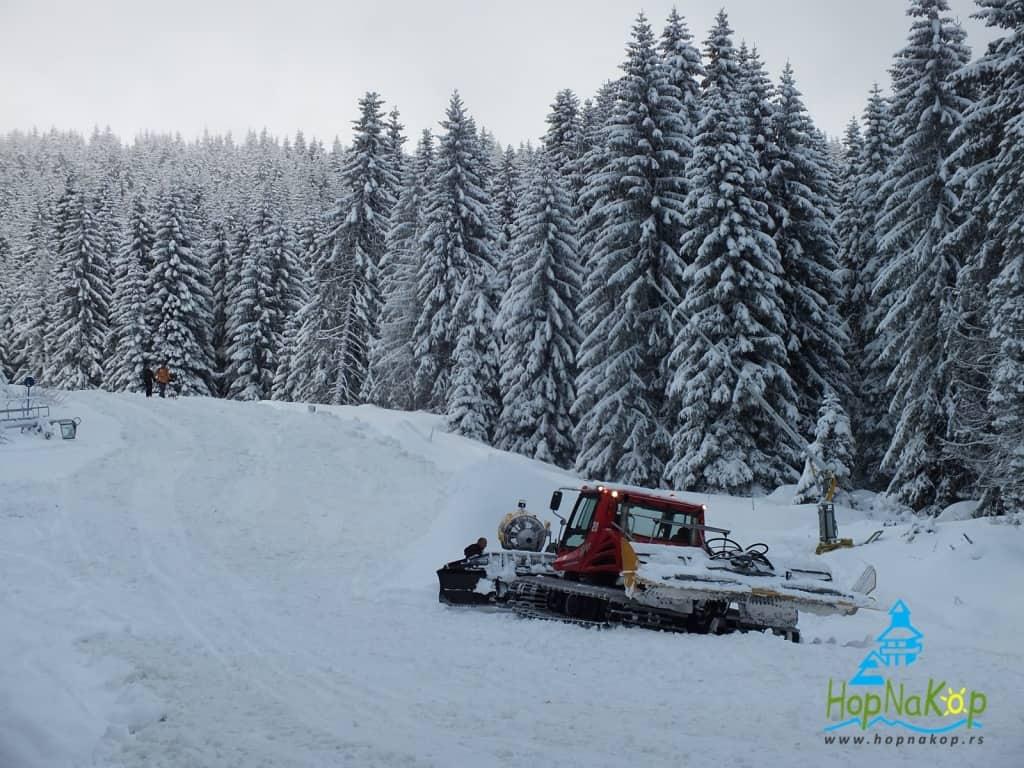 Sneg na Kopaonik dolazi s prvim danima decembra - HopNaKop Kopaonik