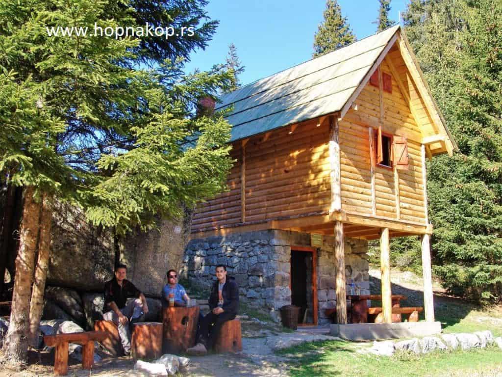 Kuća za odmor u Barskoj reci na Kopaoniku - HopNaKop Kopaonik