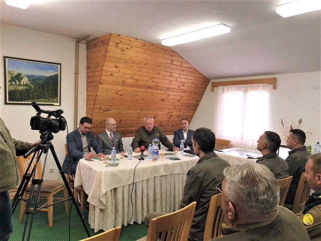 Ministar zaštite životne sredine u poseti NP Kopaonik (FOTO) - HopNaKop Kopaonik