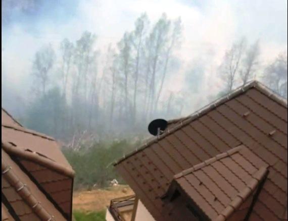 Požar na Kopaoniku u blizini Vikend naselja (FOTO) - HopNaKop Kopaonik