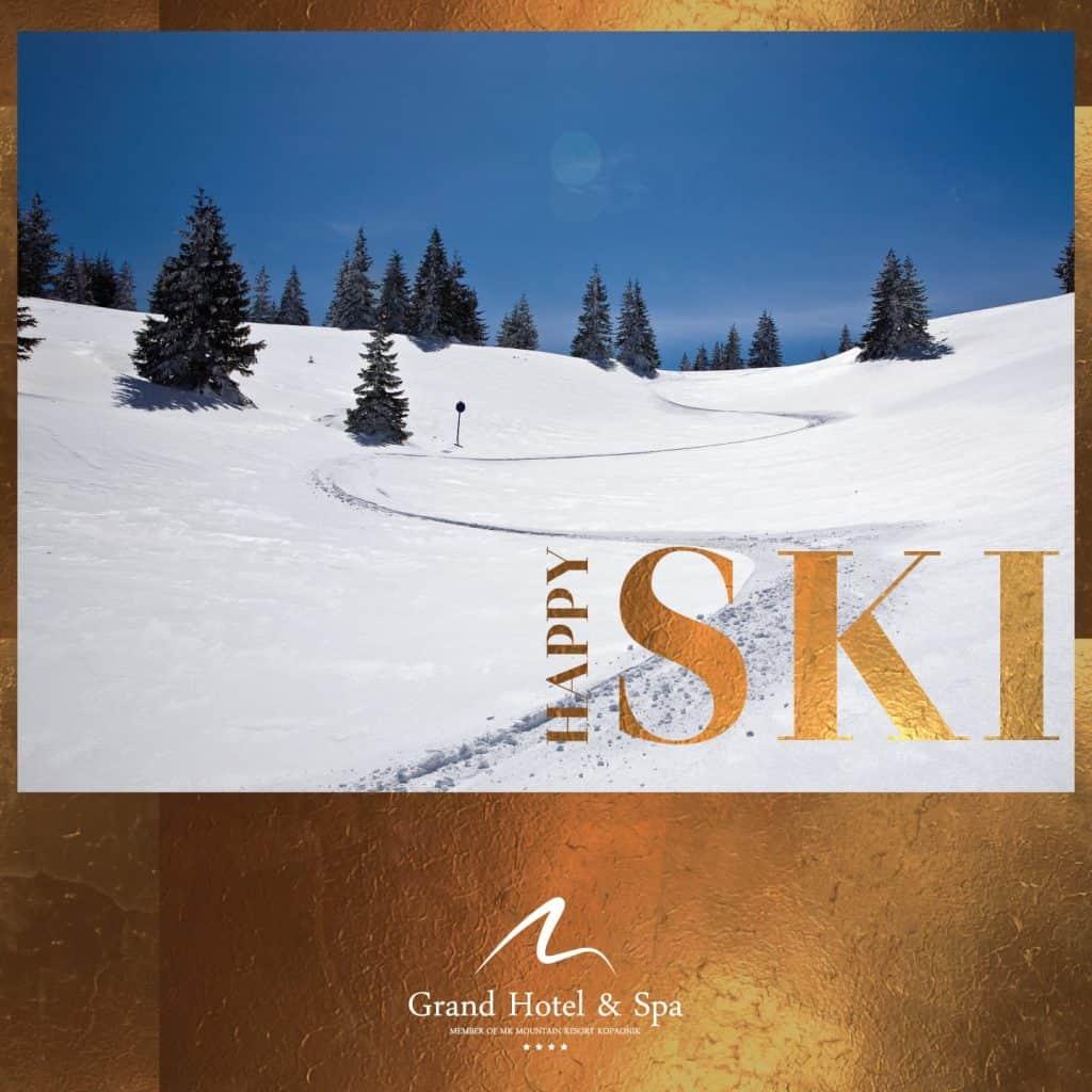 Specijalna Happy SKi days ponuda hotela Grand - HopNaKop Kopaonik